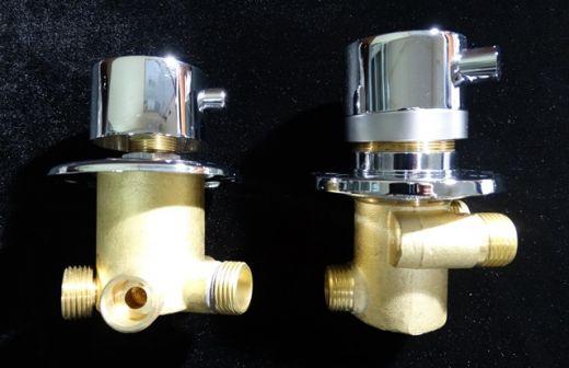 Смеситель 4 режима термостат